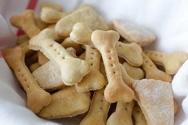 best Homemade Dog Treats Peanut Butter And Oatmeal