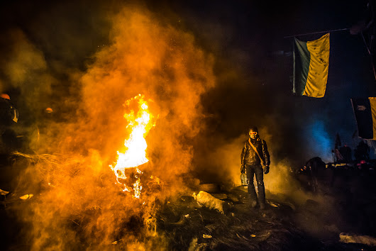 Following Truce, Clashes Continue in Kiev - Industry Buzz