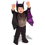 InCharacter Costumes Baby Bat Toddler Costume Toddler 12 18 Months IC16009TS
