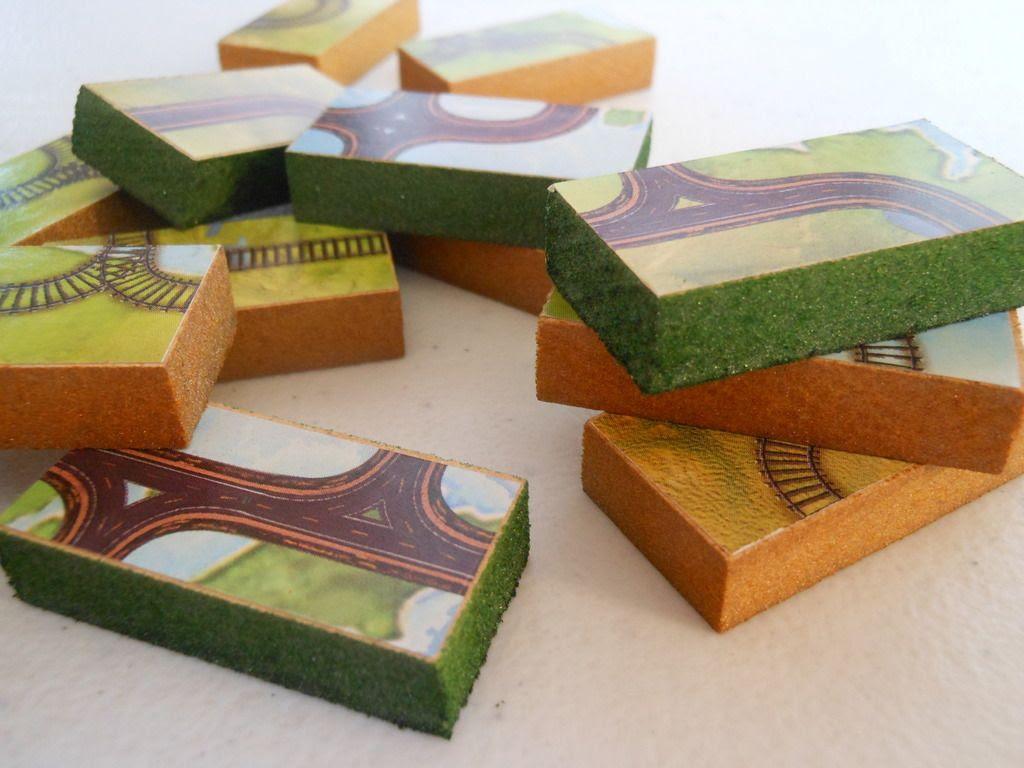Rail/Road tiles