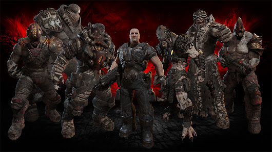 Image: Gears of War 4 - Pre-Order Now Available! | Games | Gears of War ...