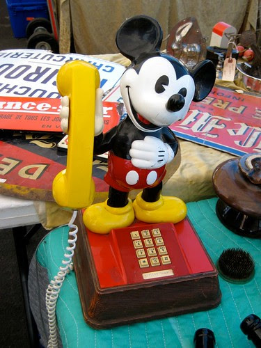 Old Mickey Mouse Phone