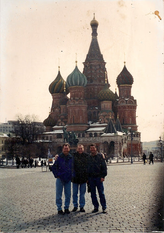 Brothers from…in Moscow
