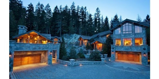 This Could Be Canada's Most Expensive Ski Chalet