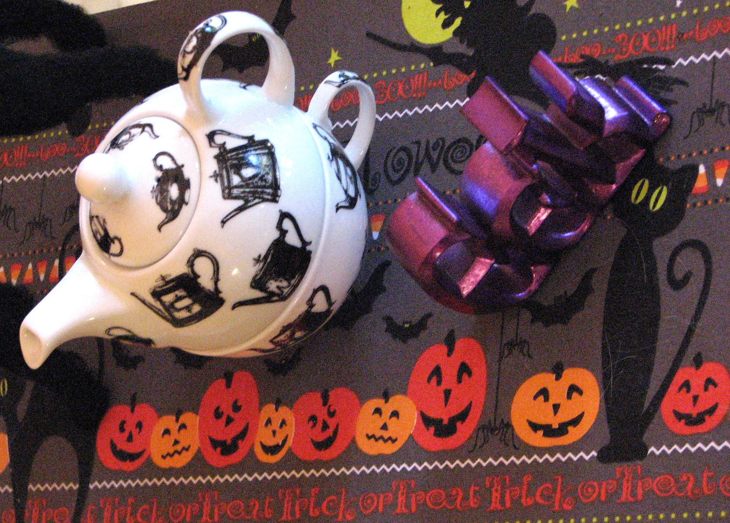 Halloween Tea