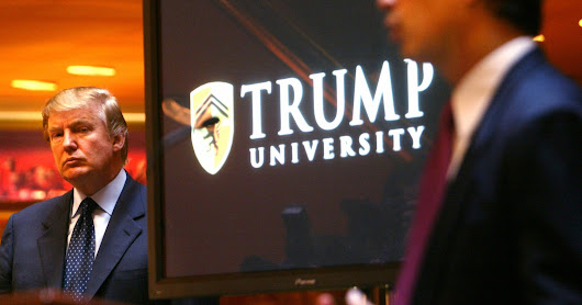 Trump University settlement finalized by judge at $25 million