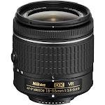 """""""Nikon AF-P DX Nikkor 18-55mm F/3.5-5.6G ED VR (White Box)"""""""