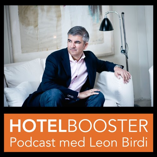 Hotelbooster Podcast by Leon Birdi