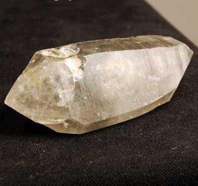 Pictures Of Quartz Crystals. Double Terminated Clear Quartz