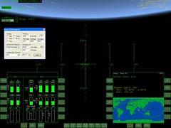AutoFCS start screen (Orbiter)