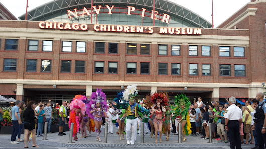 Chicago Dancing Festival - Navy Pier's Role