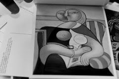 Postcards Picasso - Reading, 1932