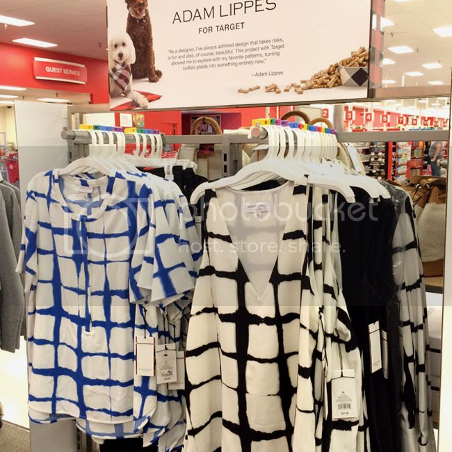 Adam Lippes for Target Painterly Blouse