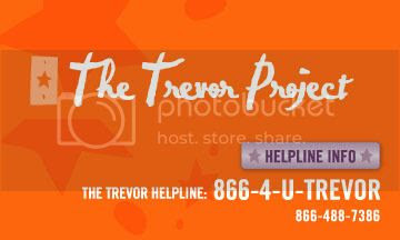 trevor project,lgbt youth