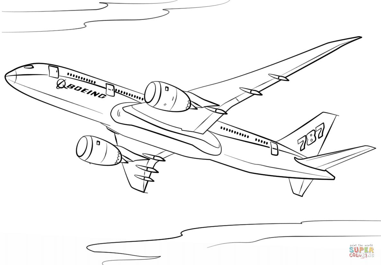 Klick das Bild Boeing 787 Dreamliner