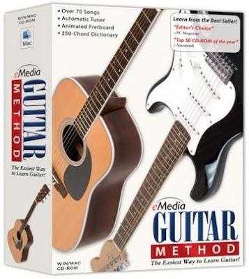 Emedia Guitar Method 4 - Review