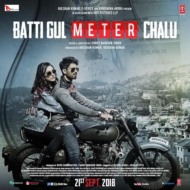 Batti Gul Meter Chalu (2018) Full Movie Watch Online HD Free Download