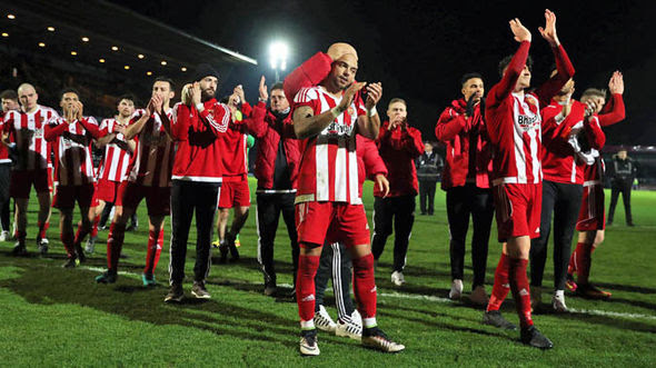 Stourbridge suffered late heartbreak against Wycombe
