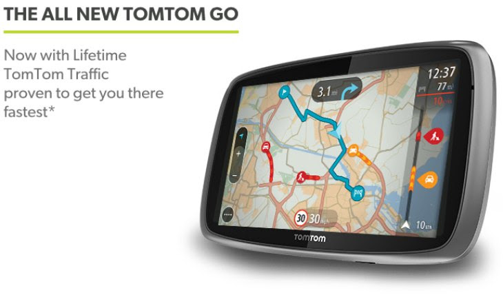 New Tomtom Gps Models For 2014 Product Reviews Net