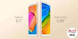 GearBest Deals: Xiaomi Redmi 5 & 5 Plus Are Up For Pre-Order