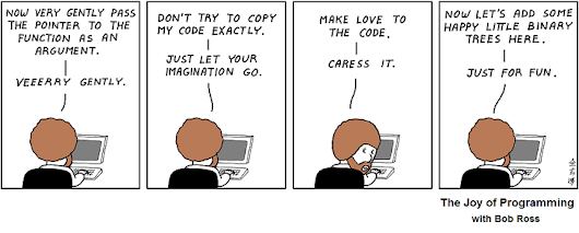 Abstruse Goose | The Happy Programmer