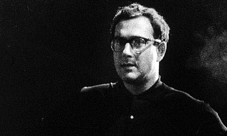 Harold Pinter in 1963