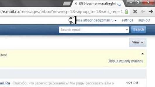 طريقة عمل حساب فيس بوك روسي بدون رقم موبايل 2014 YouTubevia torchbrowser com