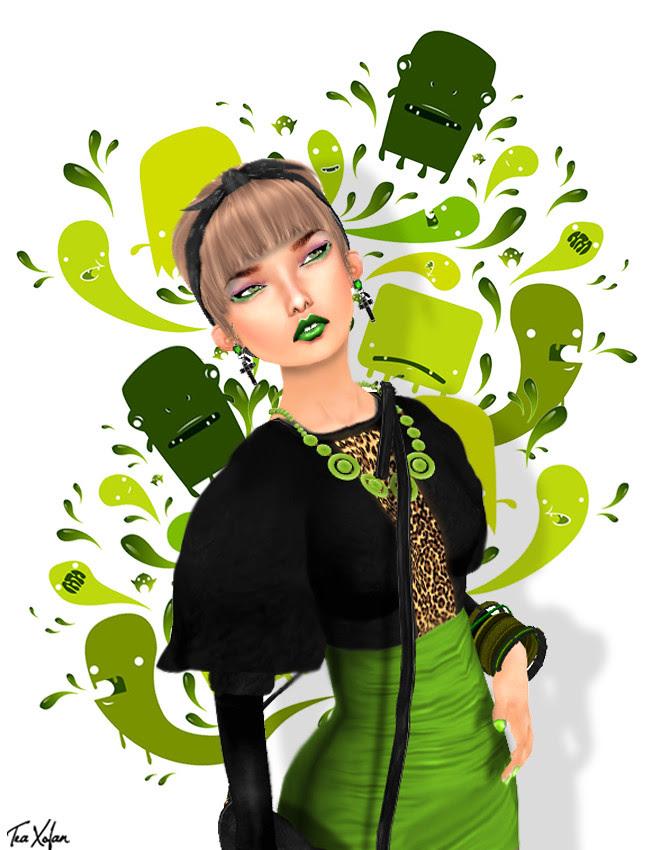 #GreenMonsters#