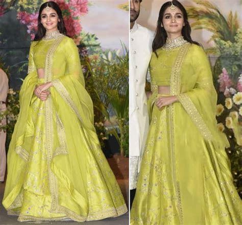 Sonam Kapoor?s Wedding Reception Was Luminous and Fashionable