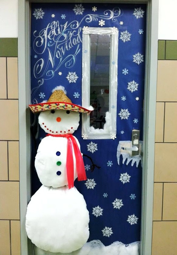 Cute Classroom Christmas Decorations To Copy In 2016 Flawssy