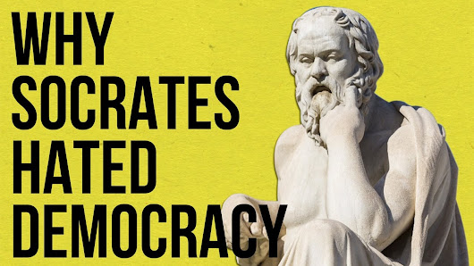platos criticism of democracy That said, plato's critique of democracy contains a number of aspects relevant today plato believed that the key and driving feature of democracy is desire for freedom this very trait, though.
