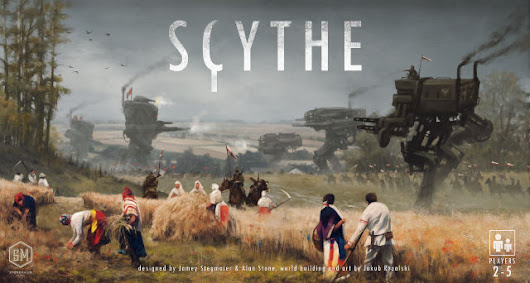 Scythe, the most-hyped board game of 2016, delivers
