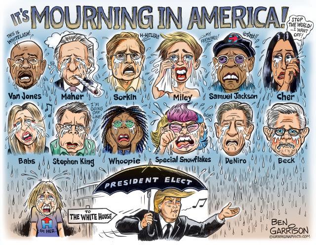 Resultado de imagen para donald Trump snowflakes