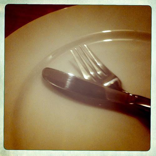 Dinner at Tom & Jen's