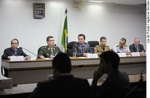 CTSEGPUBL - Comissão Temporária destinada a debater e propor S