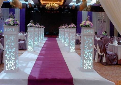 Online Buy Wholesale wedding columns from China wedding
