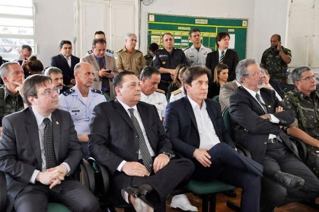 """""""Reforço na Segurança Pública do RN é garantida com chegada das Forças Armadas"""", destaca presidente da Assembleia"""