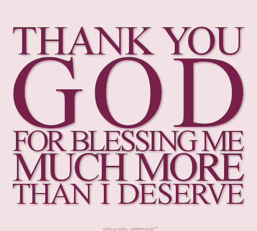 Quotes About Thank You God 134 Quotes