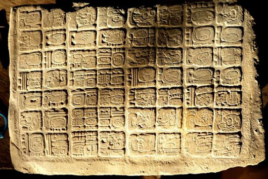 Discovery of Hidden Mayan Stela and Panels Give Hints to the Importance of History in the Preclassical Period