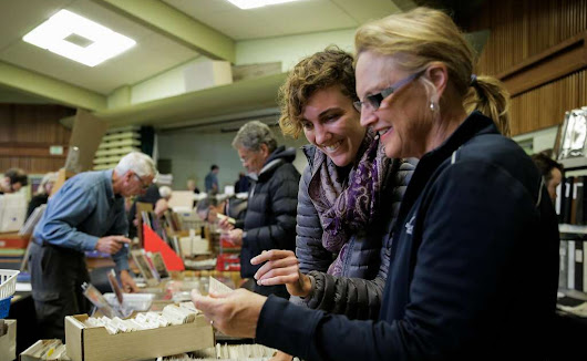 SF Vintage Paper Fair in The News