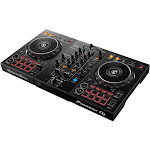Pioneer DJ DDJ-400 Portable 2-Channel rekordbox DJ Controller