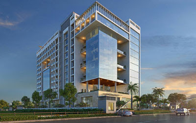 Manglam Signature Tower | Luxury Corporate Project in Jaipur