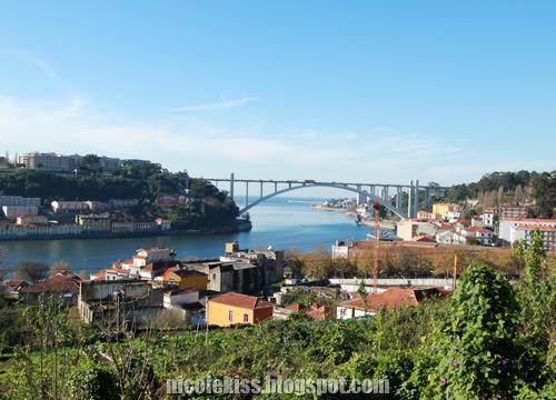 bridge and porto