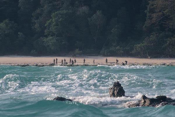 tribu isla sentinel