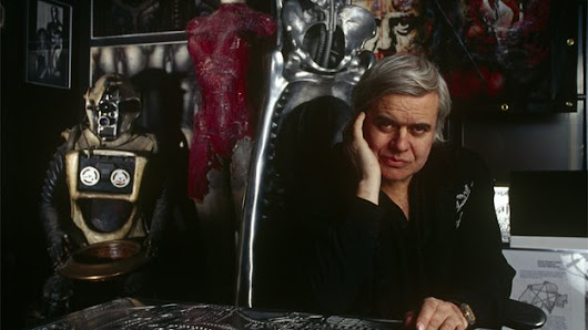 Alien designer HR Giger dies at 74