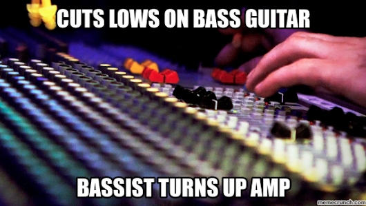 How To Become The WORST Live Sound Engineer Ever