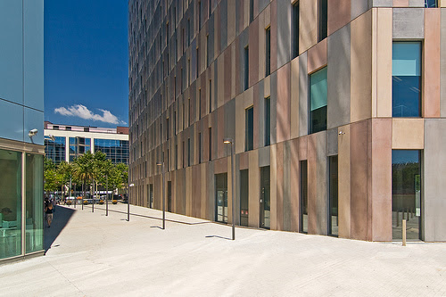 Campus Audiovisual, Barcelona, Spain