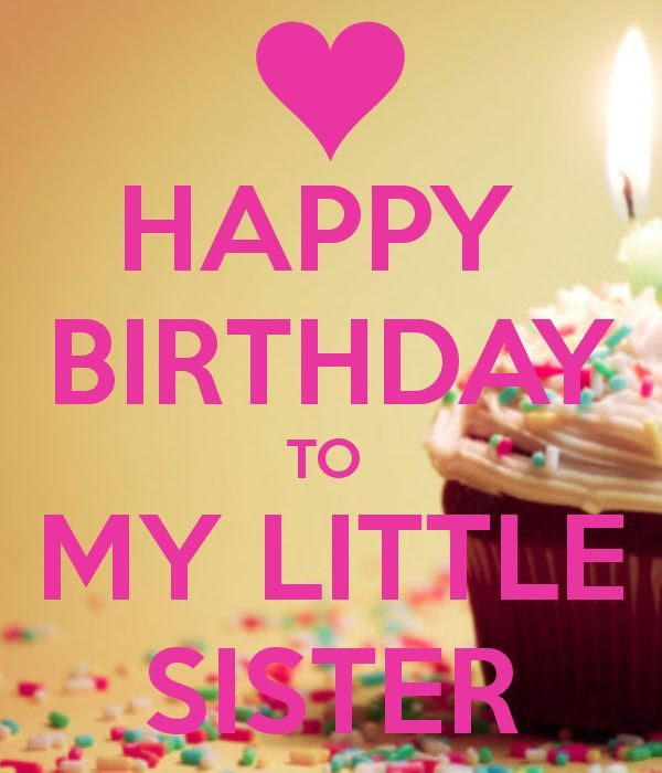 Happy Birthday To My Little Sister Pictures Photos And Images For