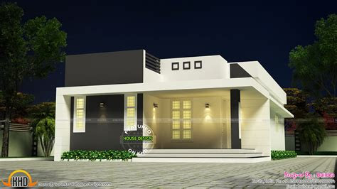 simple  beautiful  budget house kerala home design