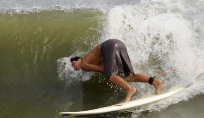 A smart surfer is a good surfer.